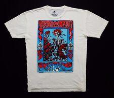 Grateful Dead Shirt T Shirt Bertha Mouse Kelley Skull Roses FD 26 Poster Art XL