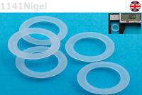 18mm OD  3.1mm CS O Rings Seal Silicone VMQ Sealing O-rings Washers