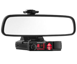 Mirror Mount Radar Detector Bracket for Valentine V1