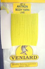 Veniard Antron Body yarn aby-14 Lime