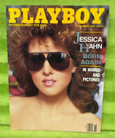 Playboy Magazine November 1987 ~ Jessica Hahn/Kelly McGillis/Daniel Ortega   eBay