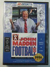 !!! SEGA GENESIS SPIEL John Madden Football 93, gebraucht aber GUT !!!