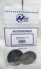 """New Hayes Products 1½"""" Racing Wheels from Mecoa #113"""