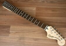 Fender Stratocaster/Strat Squier Standard Series Neck and Tuners - VERY NICE!!