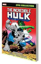 New ListingIncredible Hulk Epic Collection Tp Going Gray / Reps #314-330 New