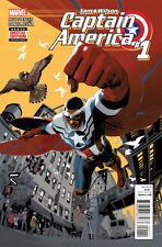 Captain America Sam Wilson (2015) #1 VF
