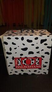 1996 COA Disney Mcdonalds 101 Dalmations Happy Meal Complete Collectors Set