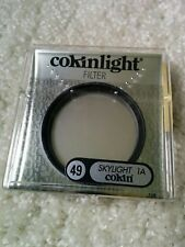 filter cokinlight 49mm 49 mm skylight 1A made in france