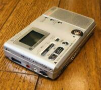 Used Sony MZ-B10 Portable MD MDLP Mini Disc Recorder Audio Player from Japan