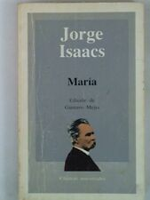 Maria (Clasicos universales) (Spanish Edition) by Isaacs, Jorge