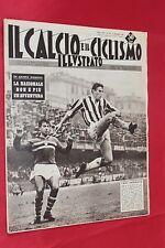 Rivista Sportiva IL CALCIO e il CICLISMO ILLUSTRATO Anno 1961 N°48 SARTI
