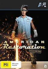 American Restoration : Collection 2 (DVD, 2013, 3-Disc Set) Region 4