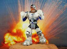 DC Comic Mattel Rescue Hero Cyborg Justice League Cake Topper Figure K640