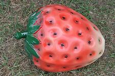 Fruit Furcht Tischdeko Apfel natur mit Alu-Blatt//Stengel Höhe 18 cm Obst