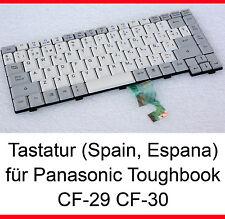 TASTATUR SPANISCH PANASONIC TOUGHBOOK CF-29 CF-30 KEYBOARD SPAIN ESPANA NEU NEW