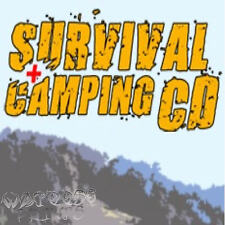 Survival & Camping Check List CD Kit Gear Guides Wilderness 4x4 Holidays