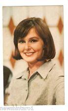 1964 MOBIL PETROLEUM TV TOP PERFORMER CARD #11 CAROLYN KELLY
