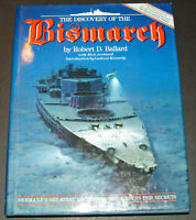 The Discovery of the Bismarck by Rick Archbold, Robe...