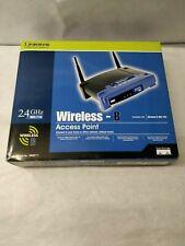 Linksys Wireless-B Access Point 2.4GHz 802.11b - Linksys WAP11