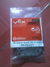 VEX V5 EDR ROBOTICS VRC 90 DEGREE GUSSET 4 PACK 276-2577 BRAND NEW
