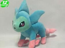 Peluche Vaporeon Alola Alolan Pokemon plush SHIPS WORLDWIDE Pokémon
