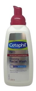 Cetaphil PRO Facial Wash Sensitive Cleansing 236 ml Missing Lid