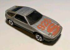 Vintage Silver Porsche 928S Zee Toys Zylmex Dynawheels 1/64 DIECAST J111 VHTF