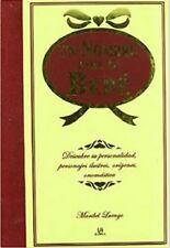 Un nombre para tu bebe (Spanish) Hardcover by Maribel Luengo