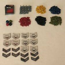 Risk Strategic Conquest Board Game 2008 Replacement Parts Pieces Choice Armies