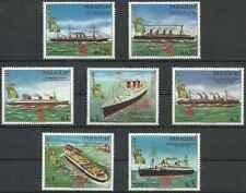 Timbres Bateaux Paraguay 2237/43 ** lot 25940