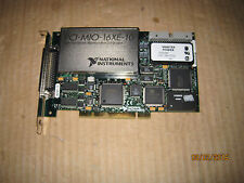 National Instruments PCI-MIO-16XE-10  Lot N699
