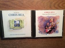 Chris Rea [2 CD Alben] Dancing With Strangers + The Best of