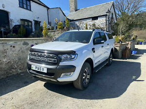 Ford Ranger Wildtrak 3.2 200ps TDCI 3100 Genuine Miles 2018 Immaculate