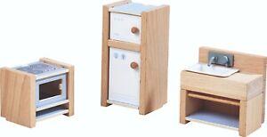 Doll Kitchen Little Friends Haba 303838 Wooden Furniture