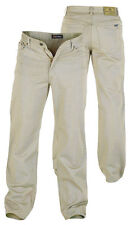 "ROCKFORD MENS COMFORT FIT JEANS DENIM STONE 30""-40"" (RJ3-40)"