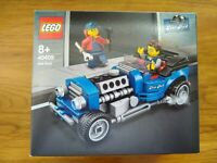 LEGO 40409 Hot Rod Blue Fury Limited Edition Set BNIB