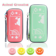 Animal Crossing Carrying Case For Nintendo Switch/Lite Accessories Storage Pouch