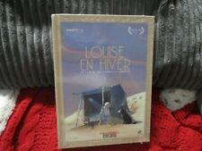 "COF BLU-RAY + DVD NEUF ""LOUISE EN HIVER"" dessin anime de Jean-Francois LAGUIONIE"
