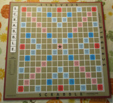 Scrabble Game Board - Replacement Board Only