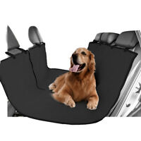 Heavy Duty Water Resistant Car Rear Seat Boot Protector Hammock Pet Covers Dog
