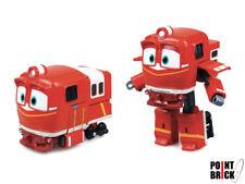 ROBOT TRAINS - Personaggi Trasformabili - Kay - Victor - Alf - Genie - Maxie