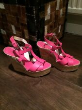 Ralph Lauren Platform Shoes Size 5