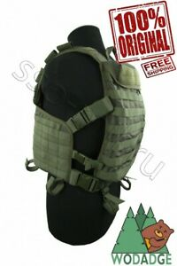 Russian Army SSO MOLLE Shoulder Straps & Pockets For Armoured Panels & Hydrator