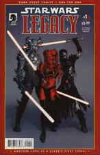 Star Wars: Legacy #1 (4th) VF; Dark Horse | save on shipping - details inside
