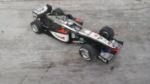 Scalextric Hornby Slot Car F1 Mercedes McLaren MP4-24 No1 Tested Working