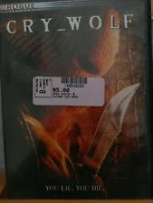 Dvd cry wolf