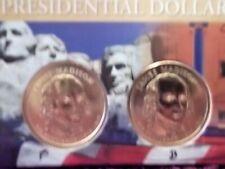2007 PHILADELPHIA & DENVER PRESIDENTIAL DOLLARS -  JAMES MADISON