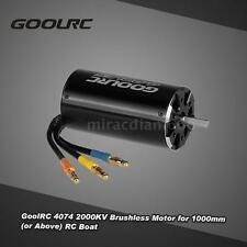 GoolRC 4074 2000KV 4 Poles Brushless Sensorless Motor for 1000mm RC Boat N1W0