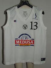 Shirt Maillot Tank Top Basketball Sport Match Worn Virtus Bologna N°13