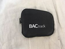 BAC Tracker Blood Alcohol Level Tracker Fits In Pocket Zip Up Cloth Case 32241